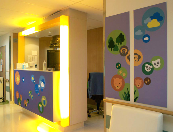 Childrens hospital Motol